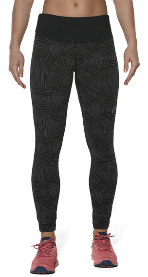 asics fuzeX 7/8 Tight Women Brush Shark